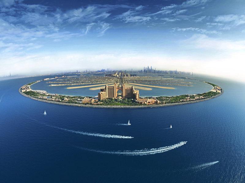 Atlantis - The Palm 3
