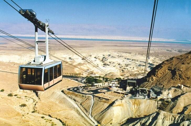Izrael a Mŕtve more De Luxe - poznávací zájazd 3*, Izrael, Poznávacie zájazdy